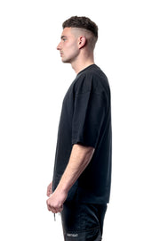 Oversized T-Shirt - Black