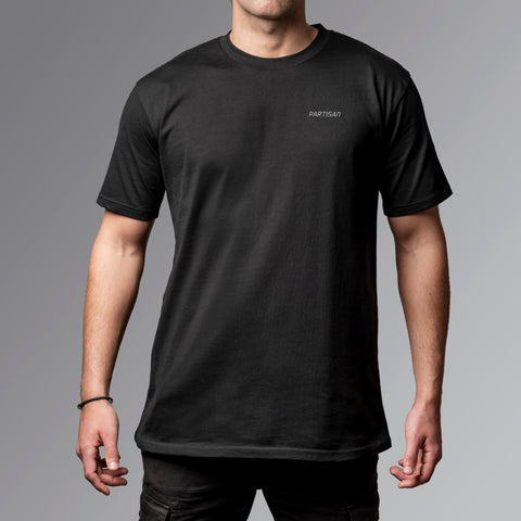 Signature Black T-Shirt