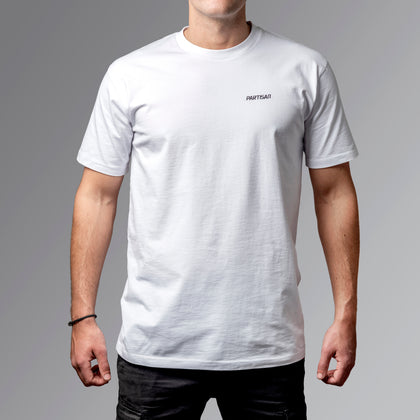 Signature White T-Shirt