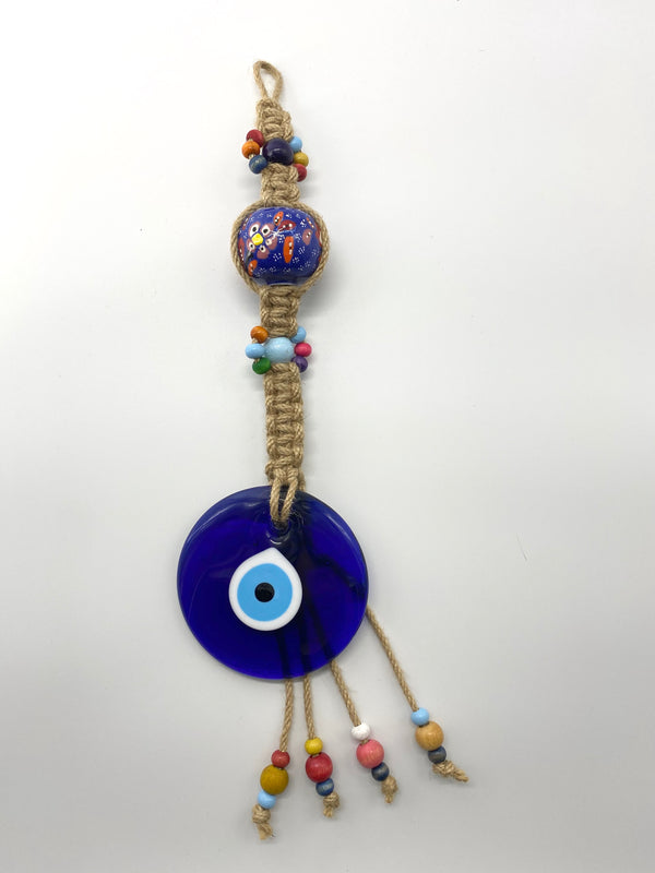 Hanging Evil Eye Decor