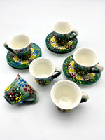 Tea and Coffee Sets - different designs