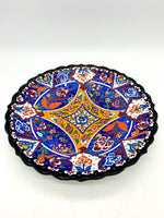 Large Ceramic Plate - 12 inches