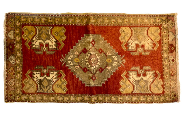 Antique Carpet