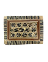 Small Wooden Trinket Box
