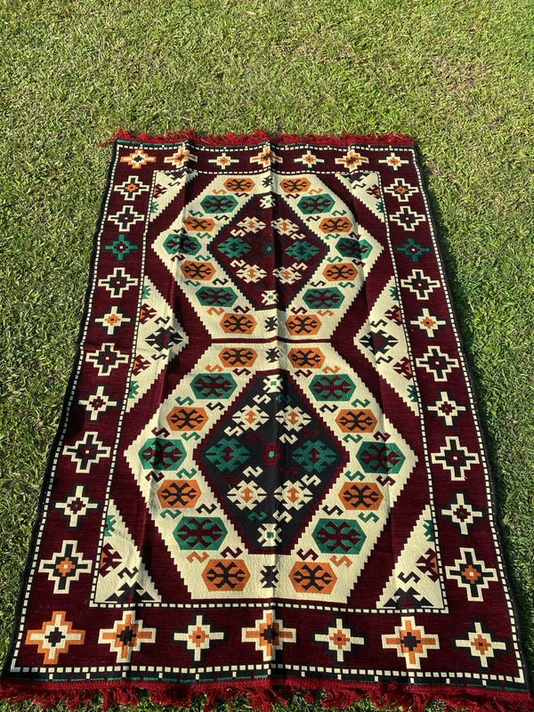 Turkish Kilim / Rug - Large