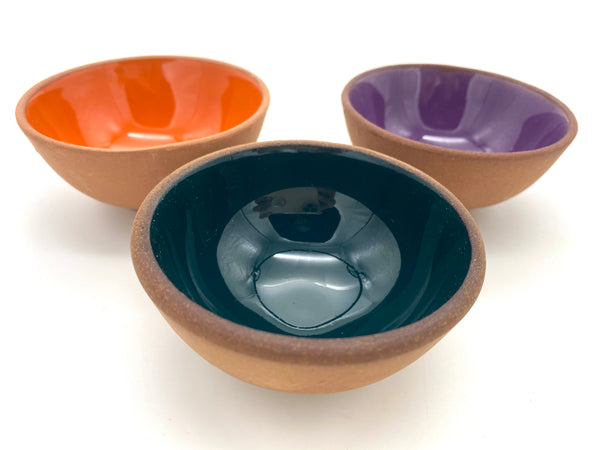 Small Dipping Bowls - candy colors