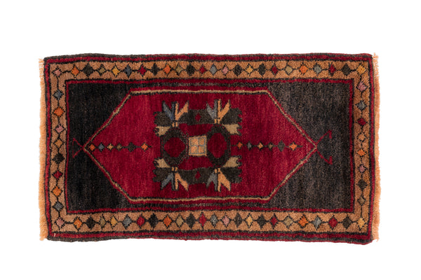 Small Antique Carpet