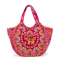 Anatolian Vintage Fabric Bag