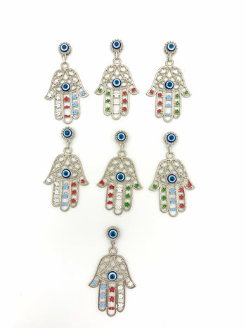 Hamsa / Evil Eye Magnets