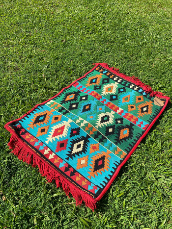 Small Turkish Kilim / Rug