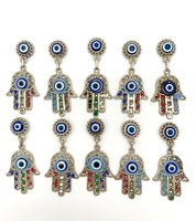 Hamsa / Evil Eye Magnets - Small