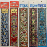 Woven Carpet Bookmarks