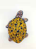 Hand-painted Ceramic Turtle
