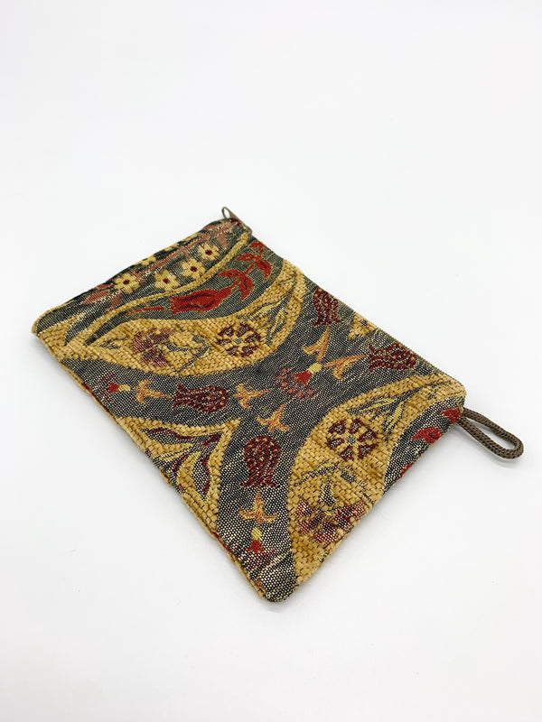 Turkish Coin Purse - Yellows & Golds