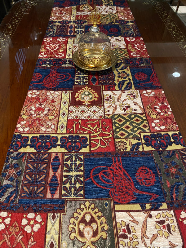 Turkish Table Runner - 1.4 meters