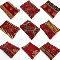 Turkish Coin Purse - Reds