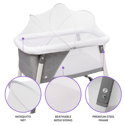 Travel Bassinet For Baby