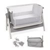 Co Sleeping Bassinet & Bed Side Crib For Baby