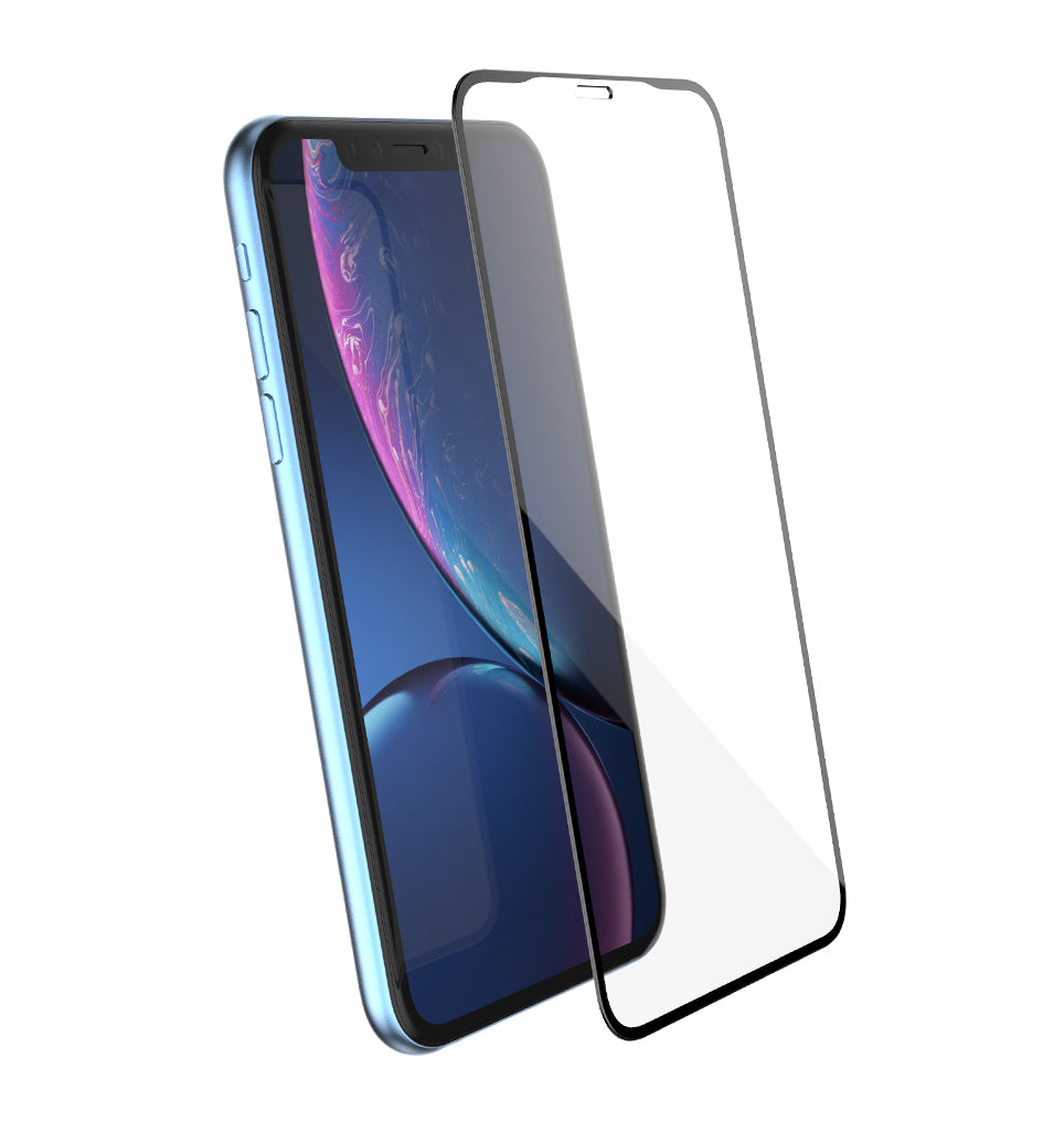Full Edge Tempered Glass Protector / iPhone Xr - Ballistic