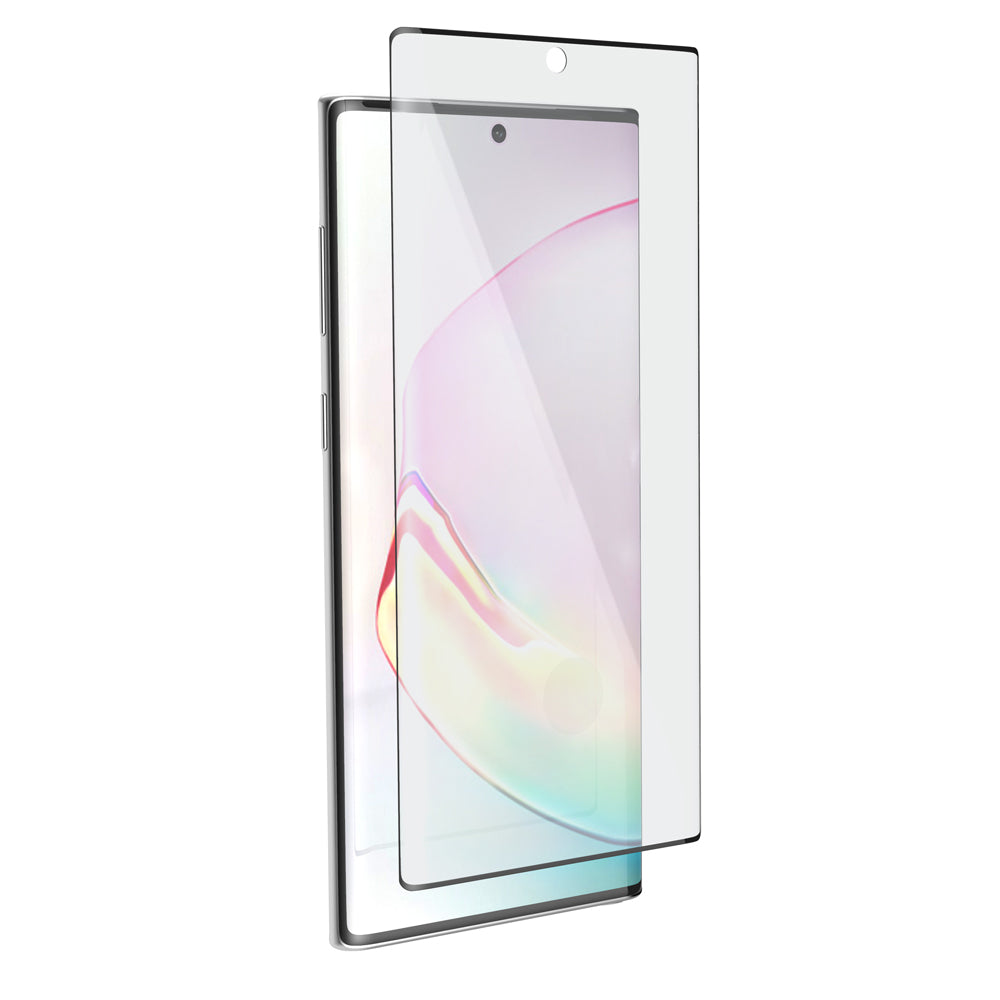 Full Edge Glass Screen Protector (W/Installation Tray) / Galaxy Note 10 - Ballistic