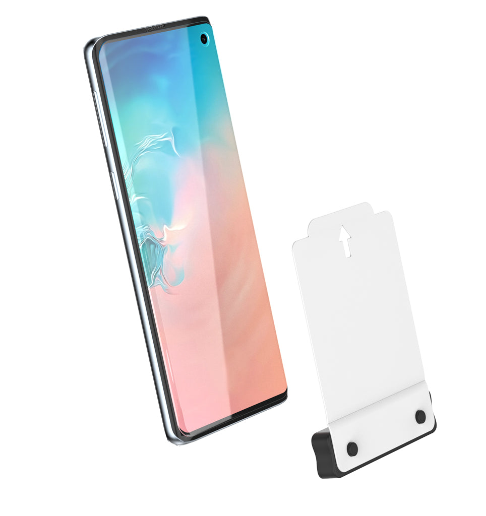 Full Edge Glass Screen Protector (Installation Tray) / Samsung Galaxy S10 - Ballistic