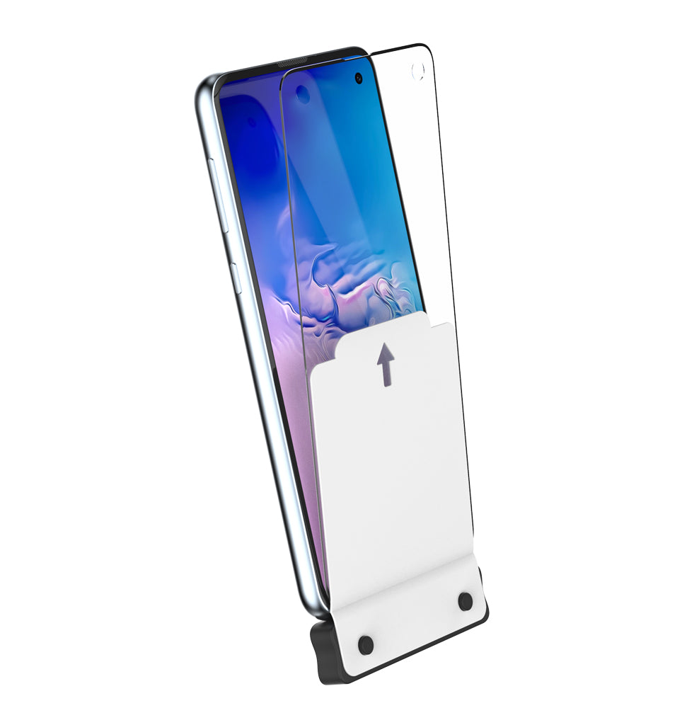 Full Edge Glass Screen Protector (Installation Tray) / Samsung Galaxy S10e - Ballistic