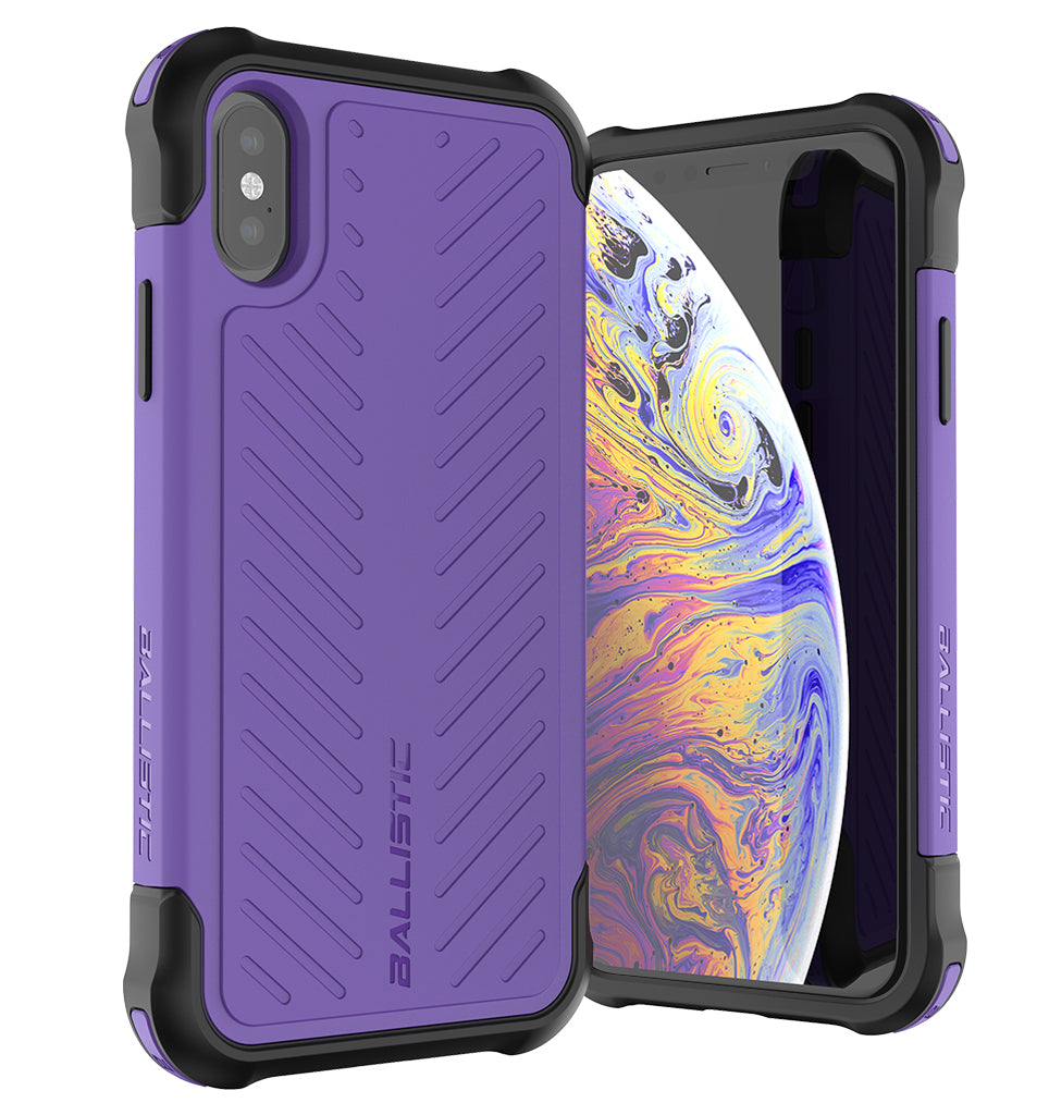 Tough Jacket Series / iPhone Xs - Ballistic
