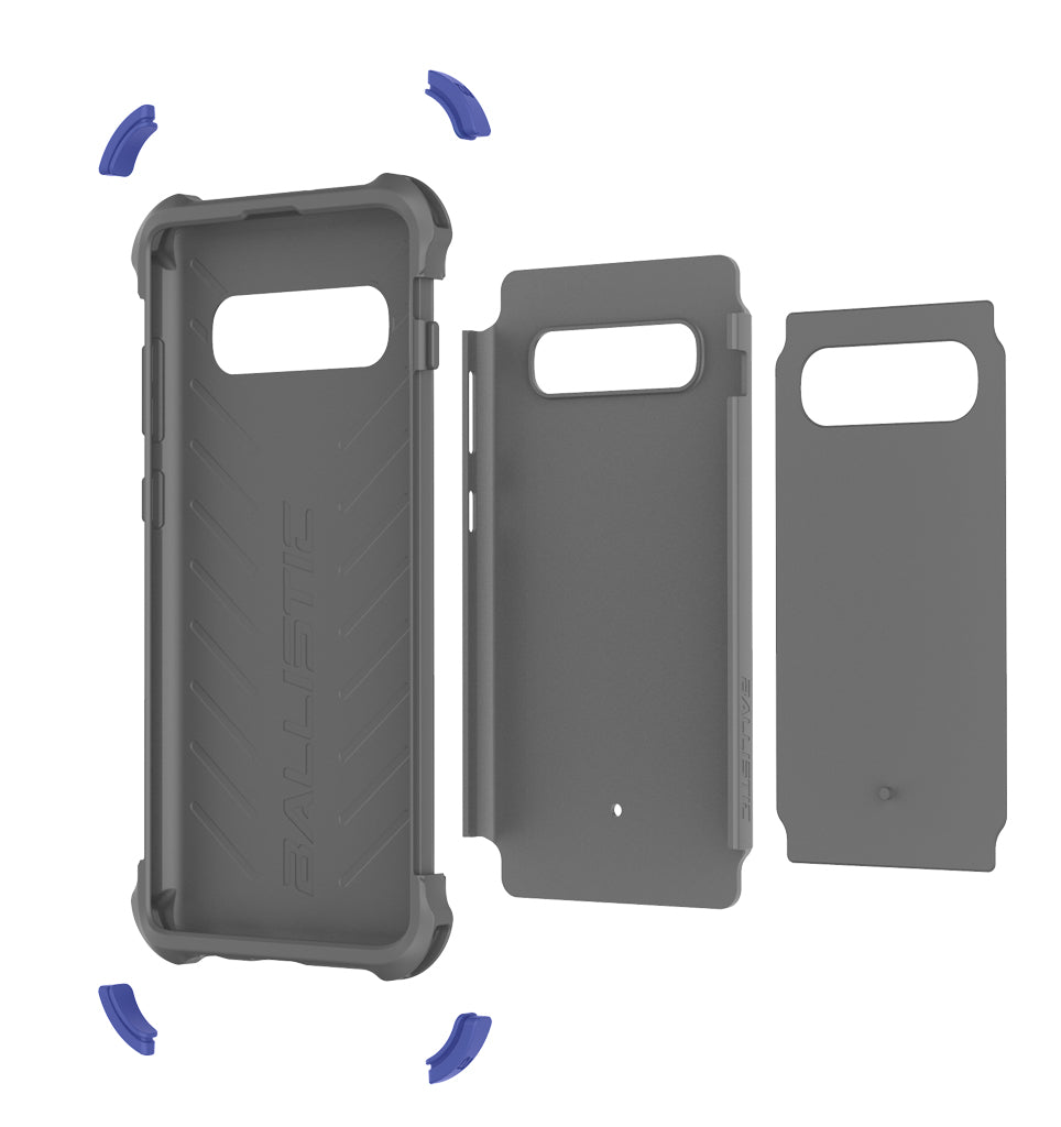 Tough Jacket Series / Samsung Galaxy S10 Plus - Ballistic