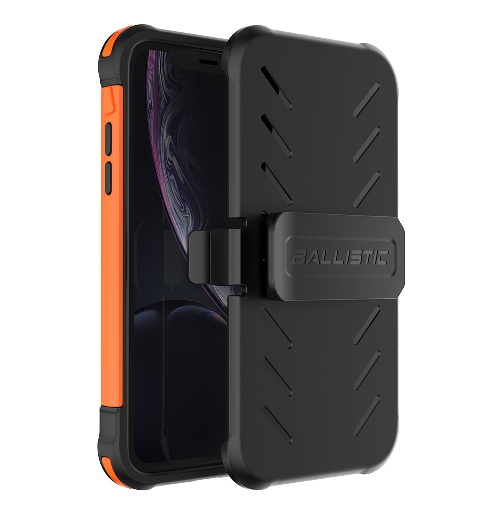 Tough Jacket Maxx Series / iPhone Xr - Ballistic