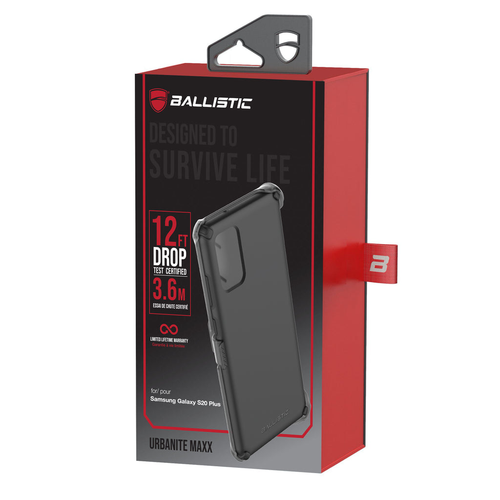 Urbanite Maxx Series / Samsung Galaxy S20 Plus 6.7 - Ballistic