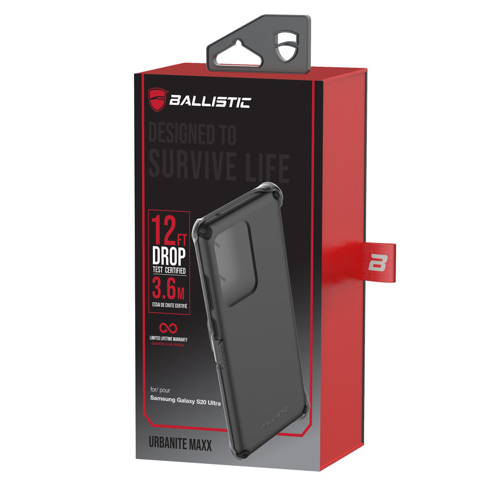 Urbanite Maxx Series / Samsung Galaxy S20 Ultra 6.9 - Ballistic