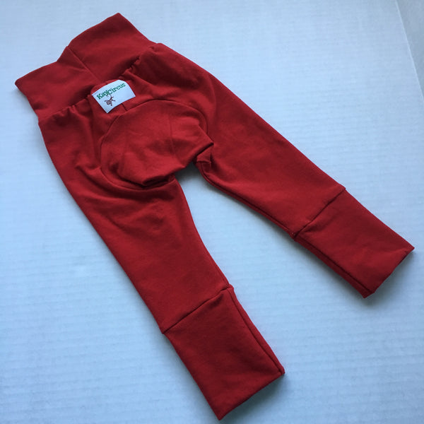 Red Monster Bunz Pants 3-18 months RTS