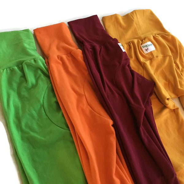 Fall Colors Monster Bunz Pants