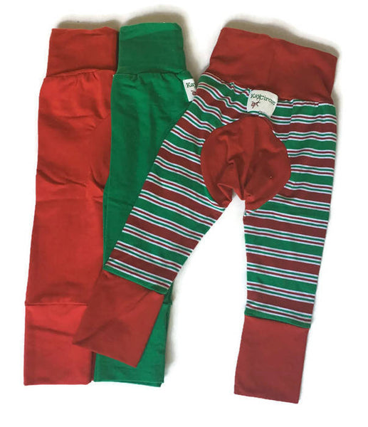 Christmas Monster Bunz pants