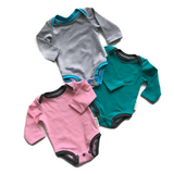 Baby bodysuit, Lots of solid colors to choose from!