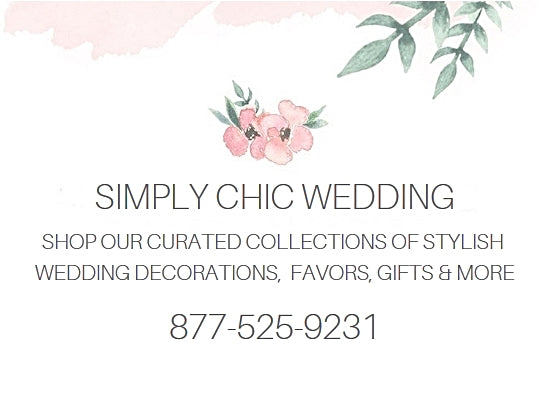 SIMPLY CHIC WEDDING STORE