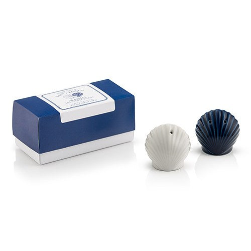 Simply Chic Wedding Beach Seashell Salt and Pepper Shaker Favors -Shipping Included - SIMPLY CHIC WEDDING STORE