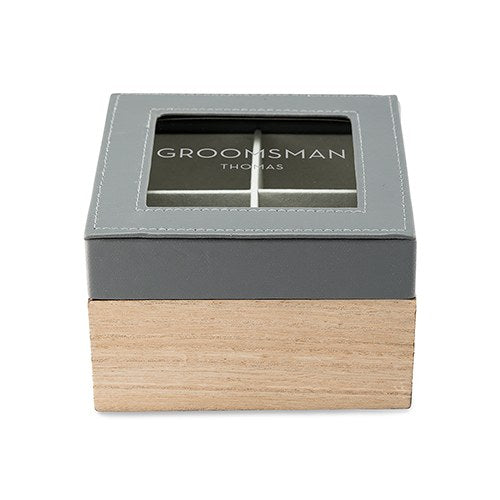 Simply Chic Wedding - Groomsmen Gift Keepsake Box - Shipping Included - SIMPLY CHIC WEDDING STORE