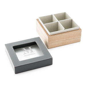 Simply Chic Wedding - Wedding Day Groom Keepsake Box
