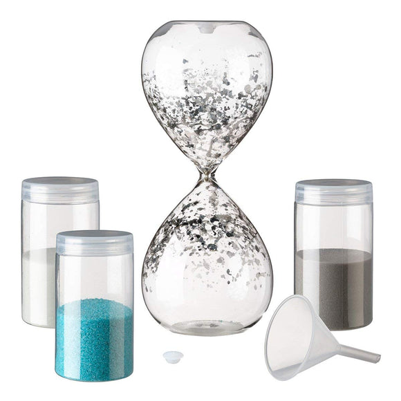 Simply Chic Wedding Hourglass Sand Unity - SIMPLY CHIC WEDDING STORE