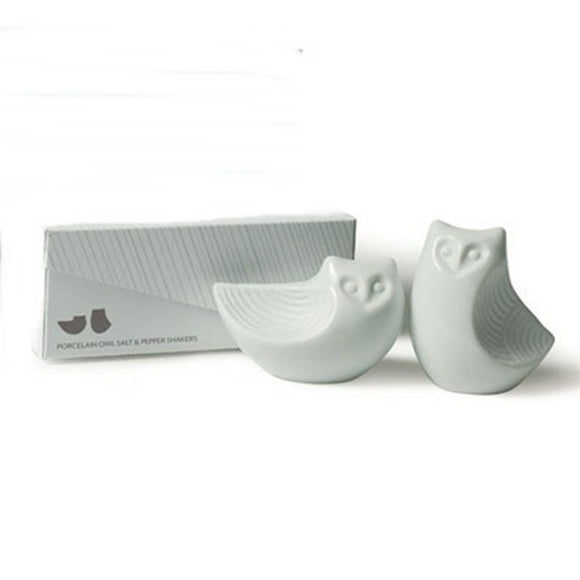 Simply Chic Wedding Owl Always Love You Salt and Pepper Shaker Favors -Shipping Included - SIMPLY CHIC WEDDING STORE
