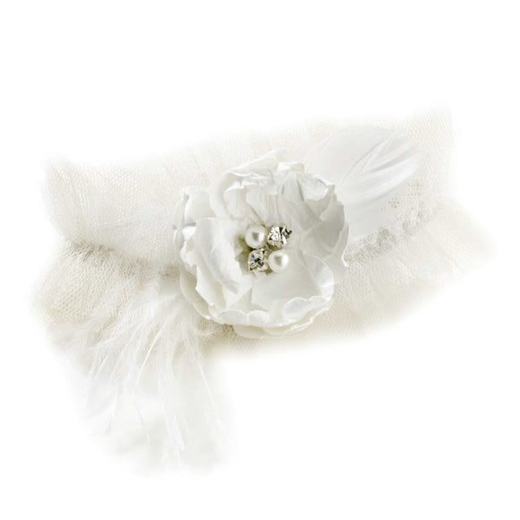 Simply Chic Wedding Vintage Pearl Garter -Shipping Included - SIMPLY CHIC WEDDING STORE