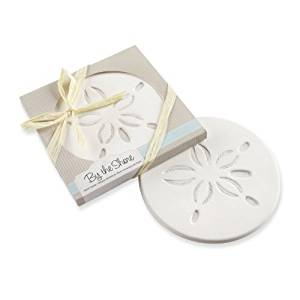 Simply Chic Wedding Sand Dollar Beach Wedding Favor  -Shipping Included - SIMPLY CHIC WEDDING STORE