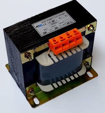 400V to 230VAC, 500VA transformer