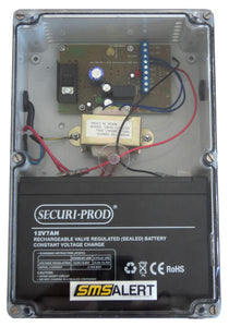 PicC Power Supply with 7 Amp battery