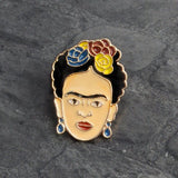 Frida Kahlo Pin