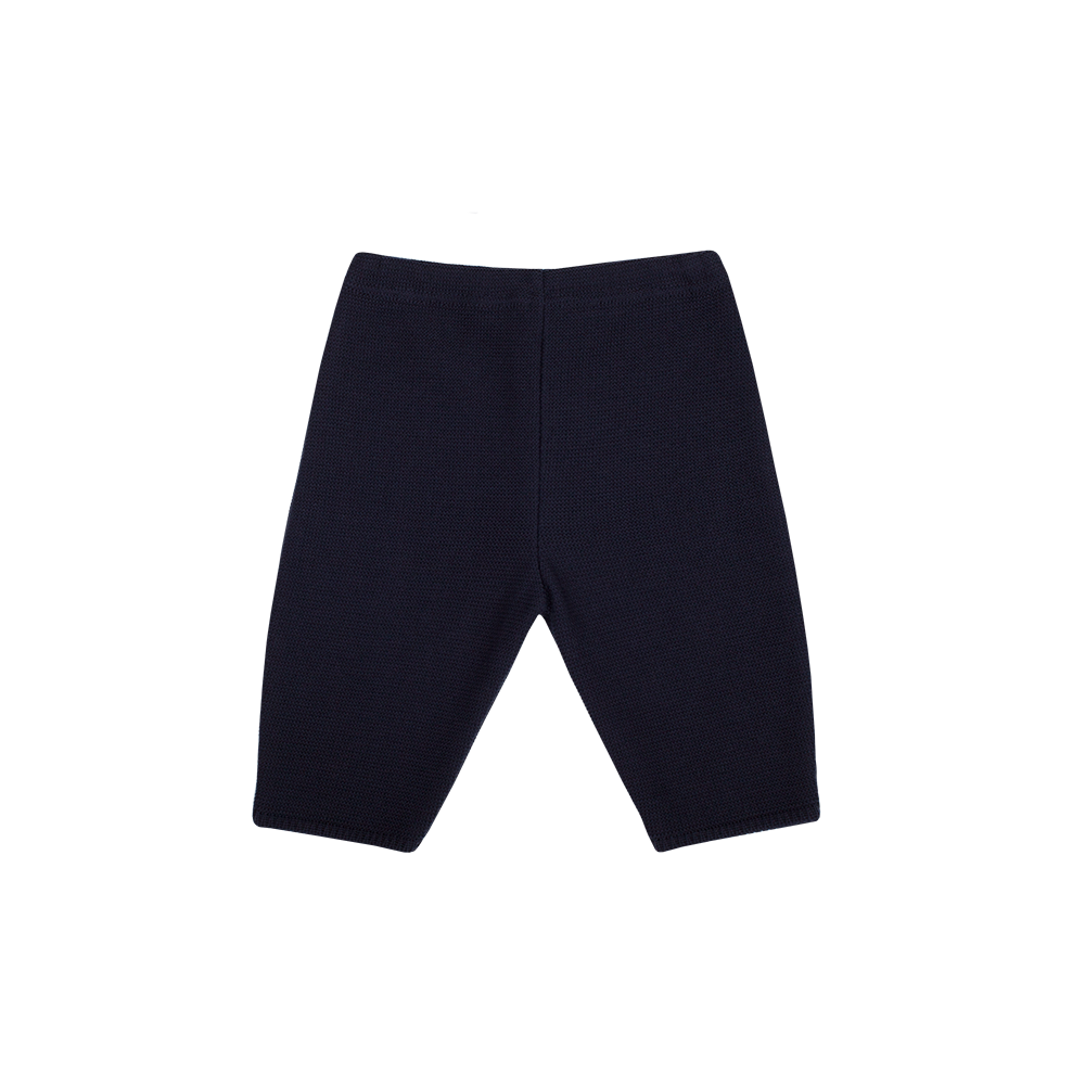 Pants 100% organic cotton Marine Color