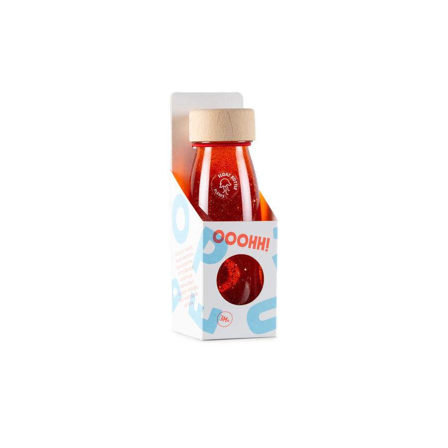 Botella Sensorial - Float- Red