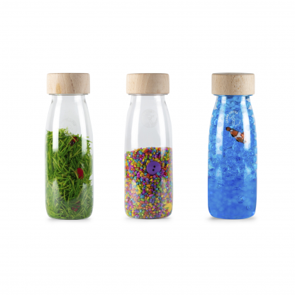 Botella Sensorial - Pack 3 -Eco