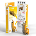 Mini Puzzle llama Eugy - 3D Kit set